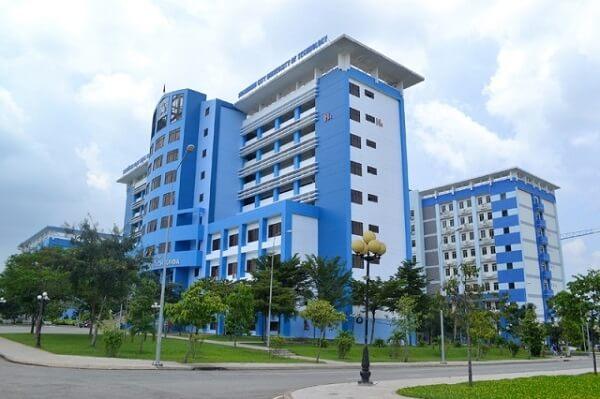 danh sách các trường đại học tại tphcm
